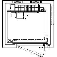 IR-21 750lb. 36x48