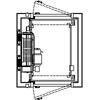 RL-11 750lb. 36x48
