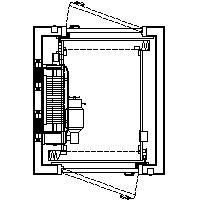 RL-12 750lb. 36x48