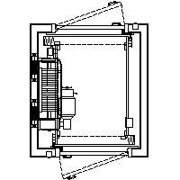 RR-10 750lb. 36x48