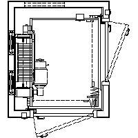 SR-12 750lb. 36x48