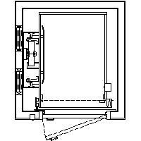 IL-11 750lb. 36x48