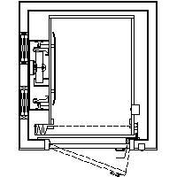 IR-1 750lb. 36x48