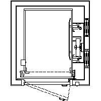 IR-11 750lb. 36x48