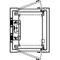 RR-1 750lb. 36x48