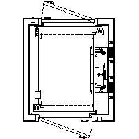 RR-12 750lb. 36x48