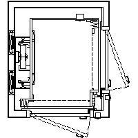 SR-11 750lb. 36x48