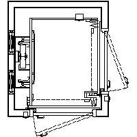 SR-13 750lb. 36x48