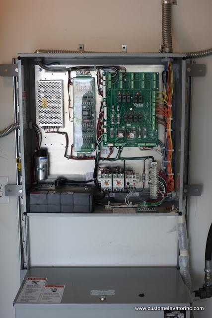 Residential Hydraulic Control Panel