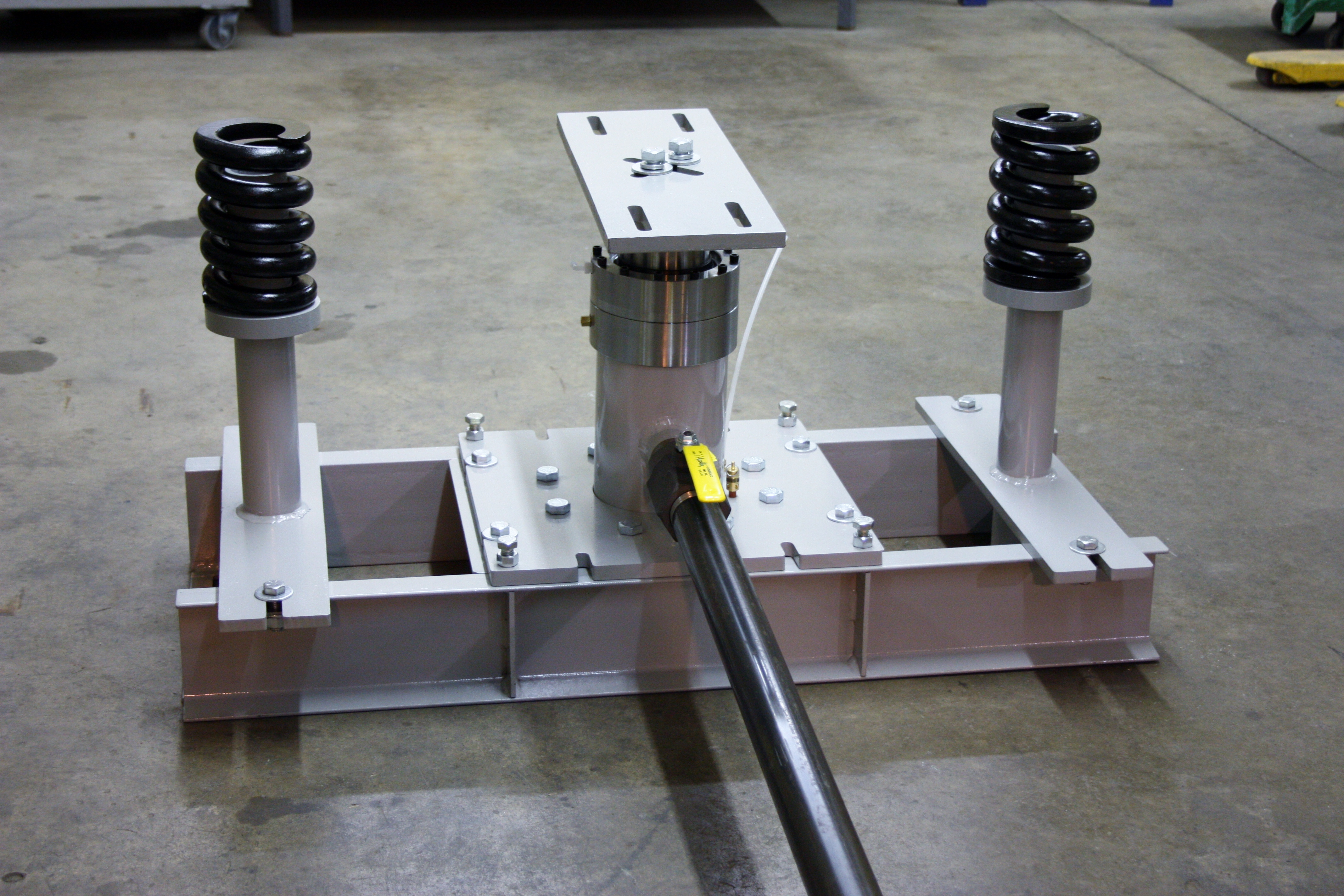 Pit Buffer Stands