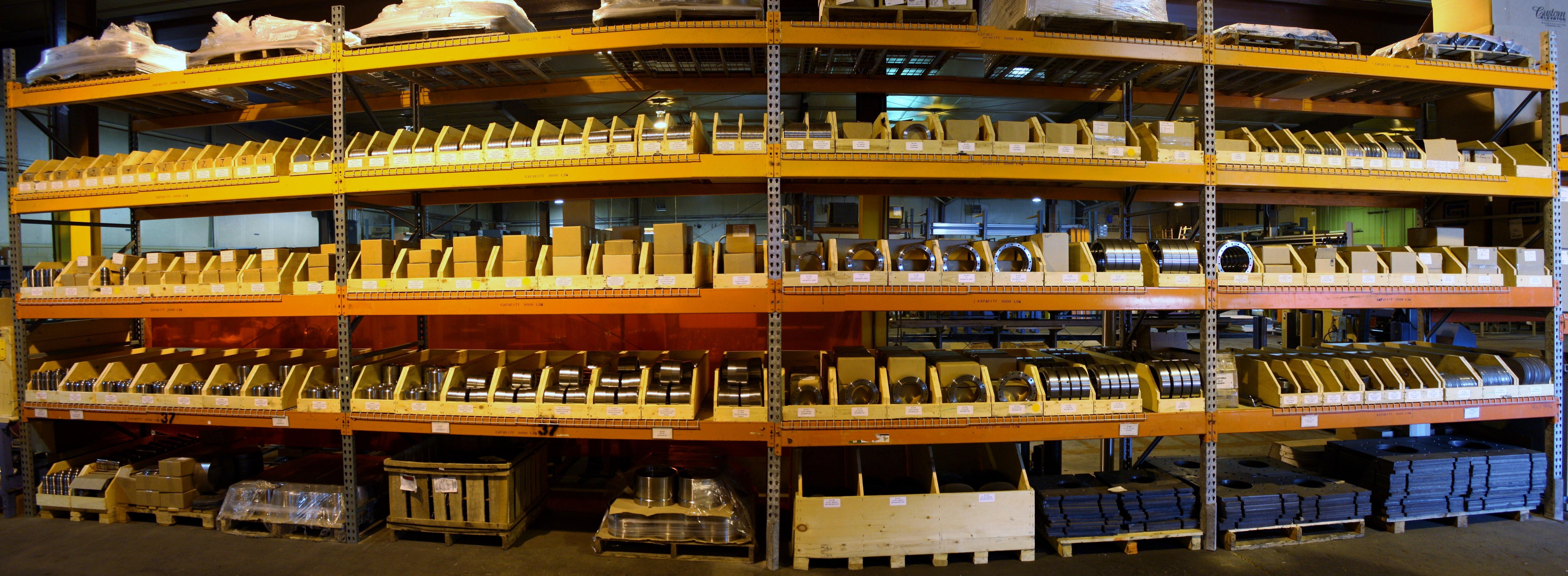 Inventory Racks