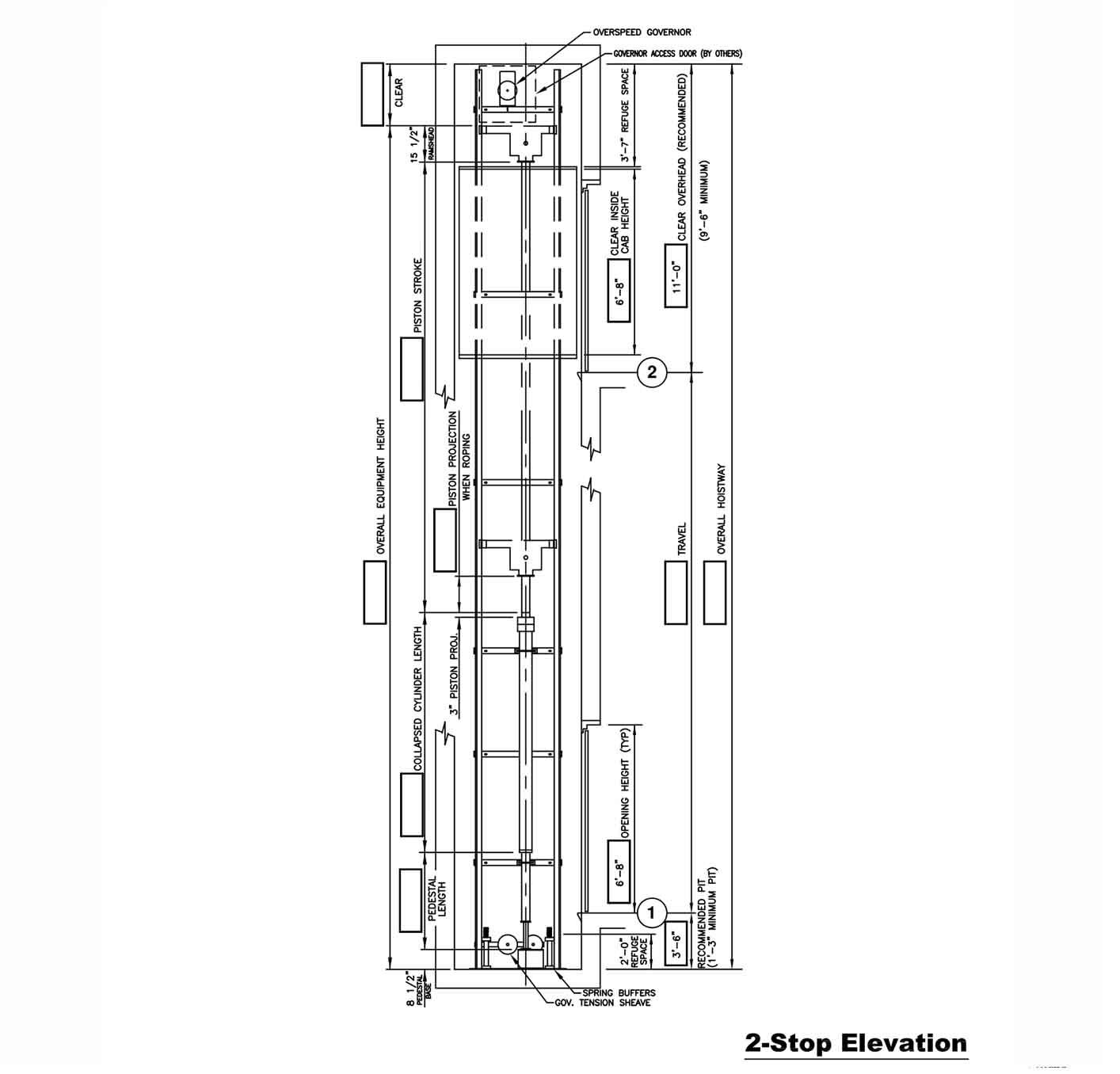 Lula Drawings Custom Elevator Circuit Diagram 2 Stop Elevation