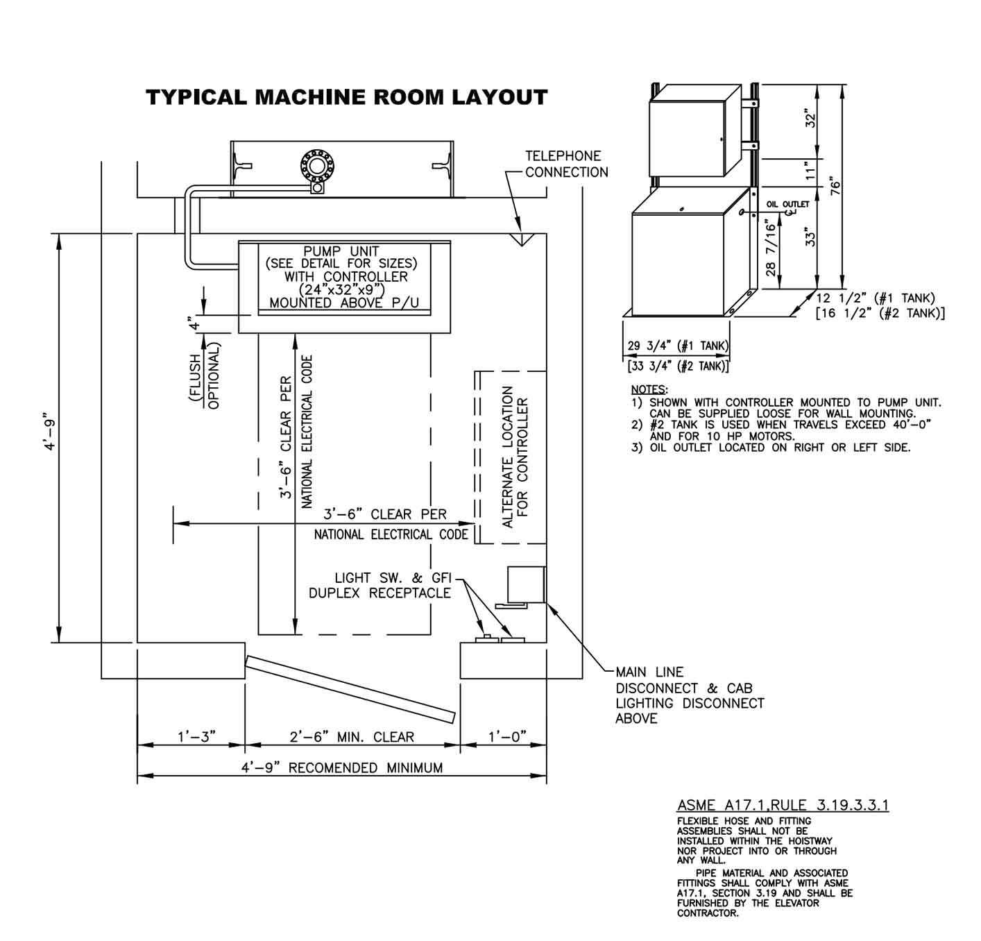 Lula Drawings Custom Elevator Circuit Diagram Machine Room